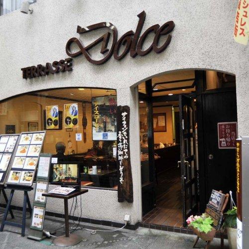 蒲田の純喫茶『テラス・ドルチェ』で若き2代目店主が守る香り高きサイフォンコーヒーの味
