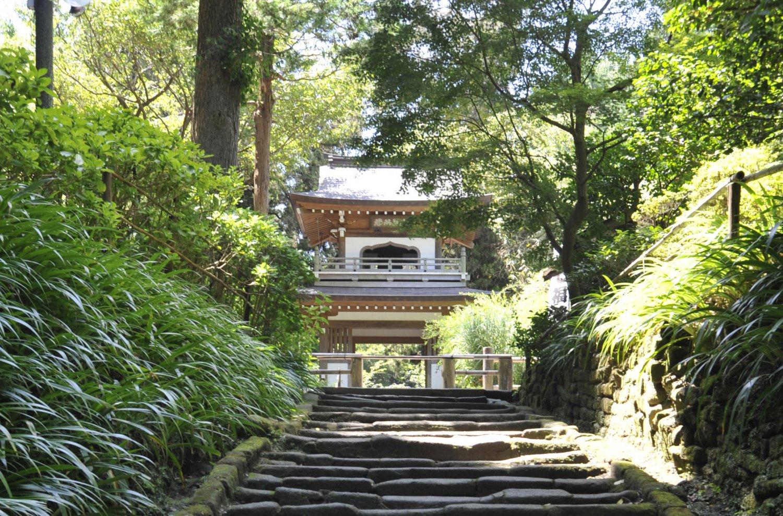 浄智寺(じょうちじ)