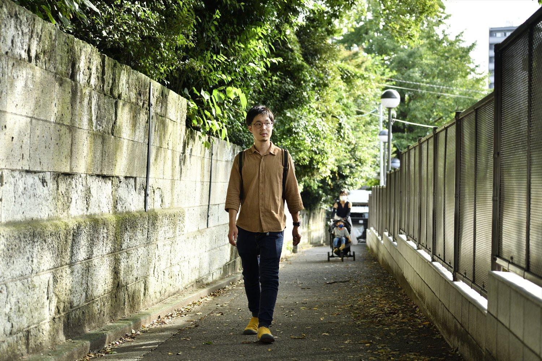 1巻1話目で葵先輩が早速、道に迷った路地は、南池袋から雑司が谷へ抜ける法明寺参道だ。