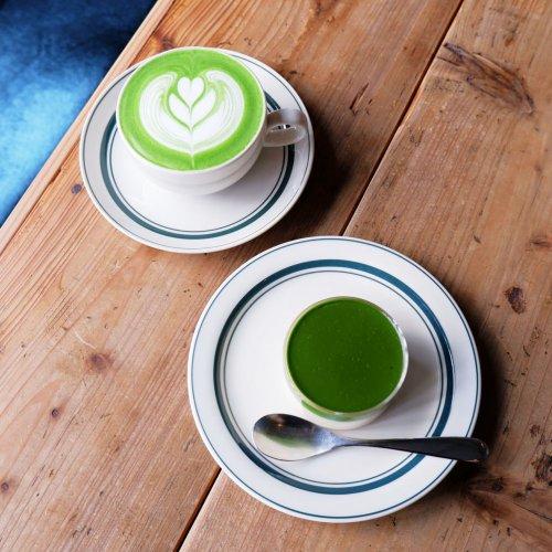 東京・西荻窪にある、コーヒー店のような日本茶カフェ『Satén Japanese tea』