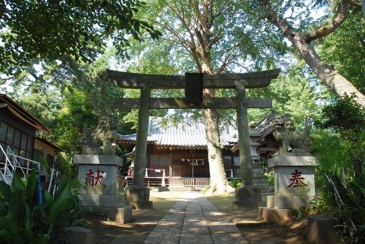 茂侶神社(もろやまじんじゃ)