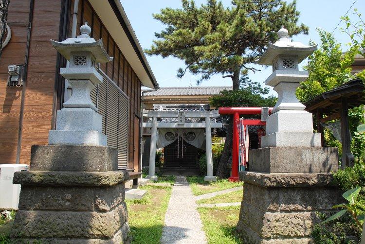 船橋御殿跡・東照宮(ふなばしごてんあと・とうしょうぐう)