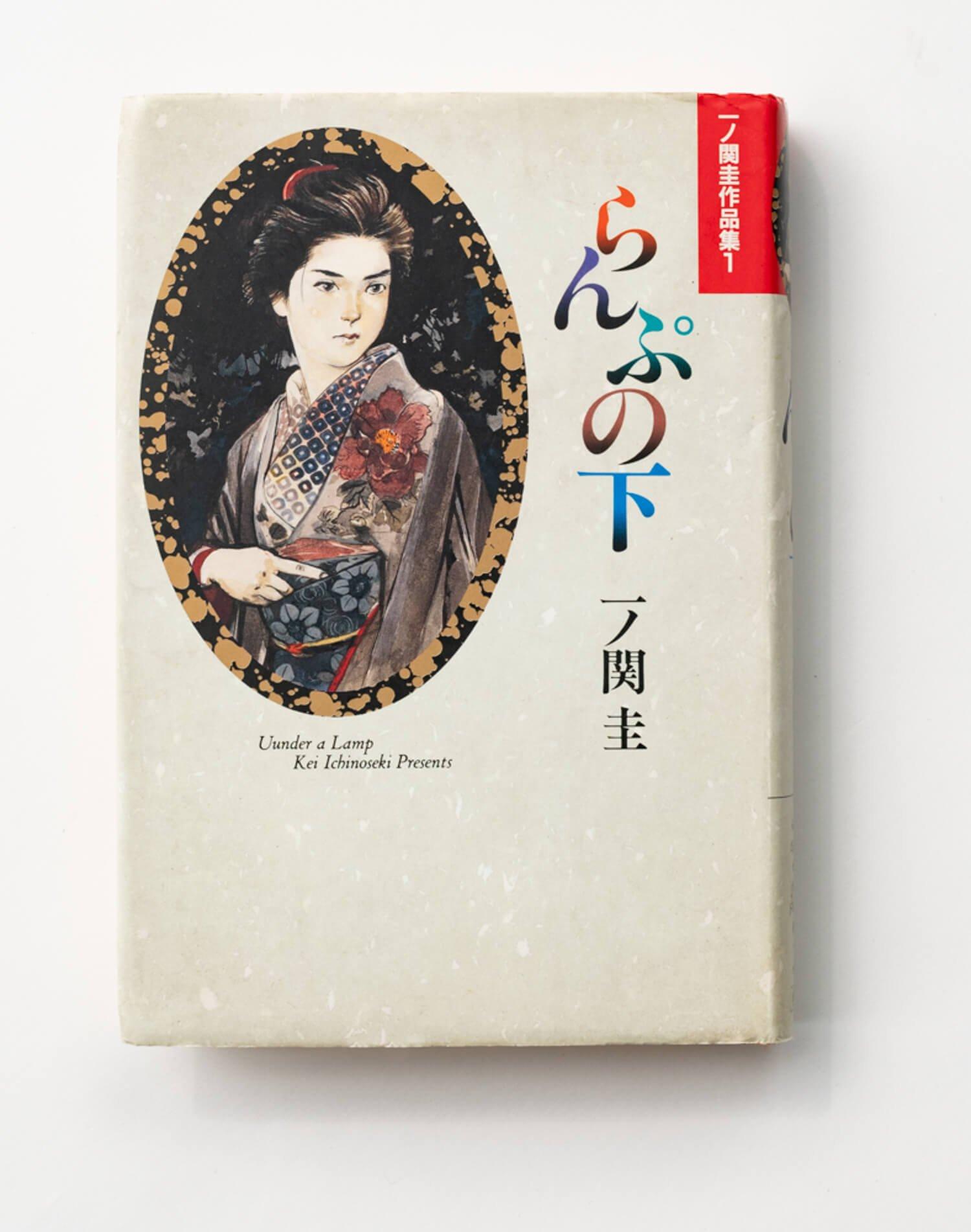 一ノ関 圭 著  小学館/1992年