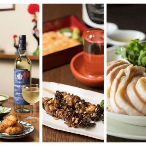 唯一無二、垂涎のおとな味!文化香る街のディナーは神田・神保町の裏道にあり