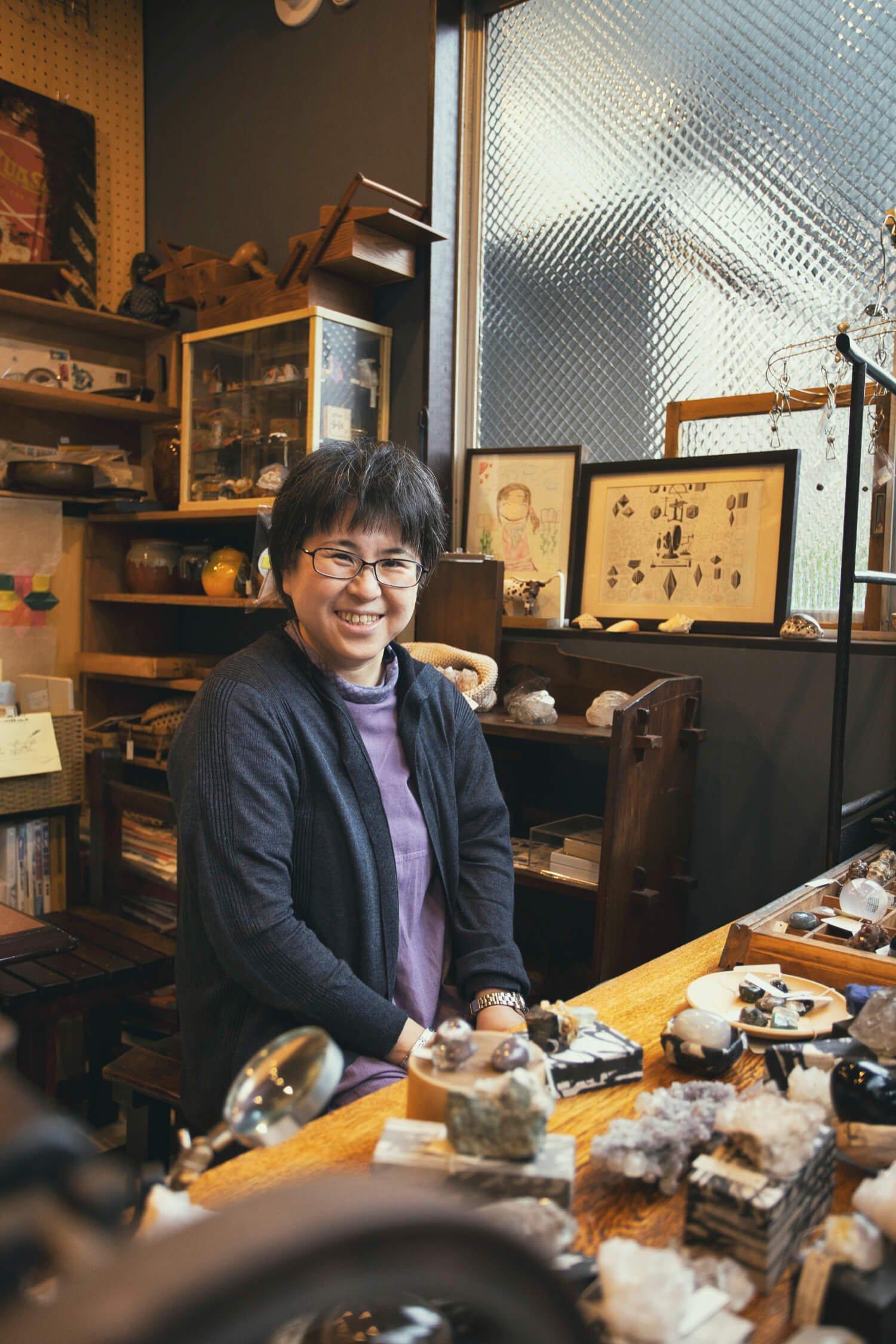 水川さんはかつて田端にお店を開いたが閉店、2018年に向島で再オープン。