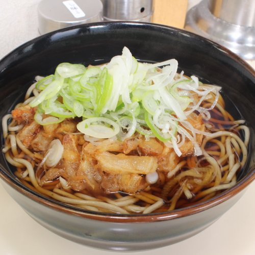 【東京ナゼココ立ち食いそば】稲城長沼『なかむら』立ち食いそば屋が「なぜここに?」のワケ