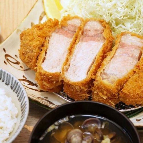 絶品そばに極厚とんかつ! 荻窪でちょっぴり贅沢な和食ランチ