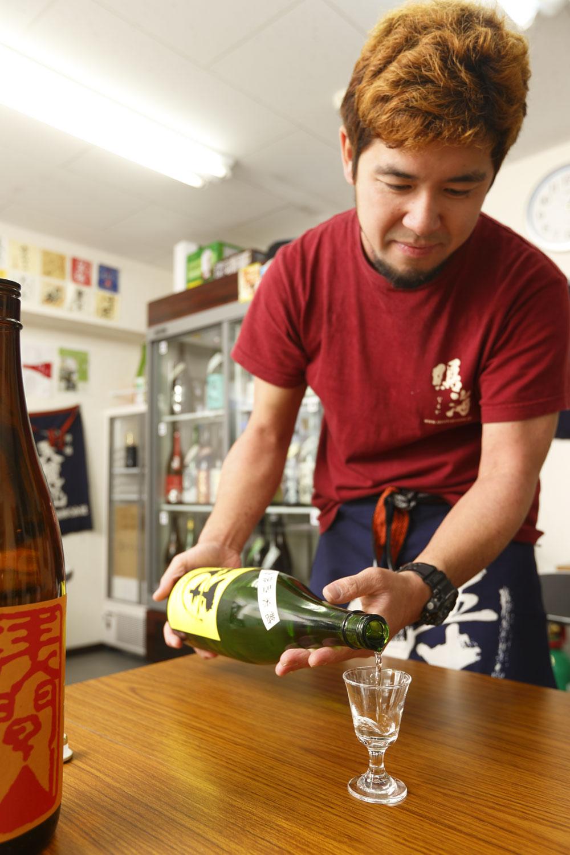 「特に若い杜氏が醸すお酒を応援したい」と水津さん。