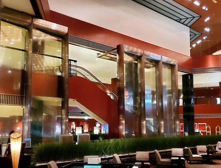 ANAインターコンチネンタルホテル東京 アトリウムラウンジ