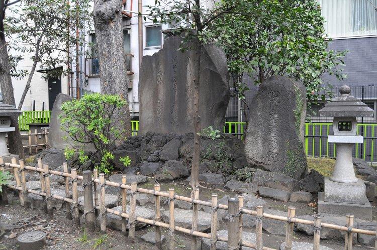 伝馬町牢屋敷跡(てんまちょうろうやしきあと)