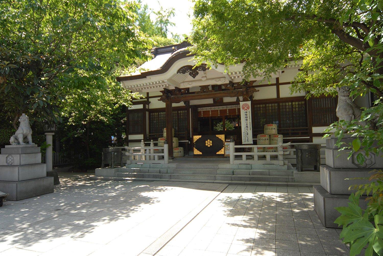 鳥越神社(とりこえじんじゃ)