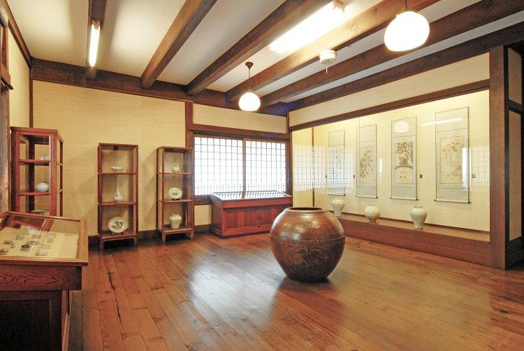 日本民藝館(にほんみんげいかん)