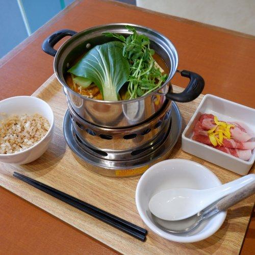 東京を代表する漢方のミュージアムで体にいいお茶を。品川『薬膳レストラン10ZEN 品川店』