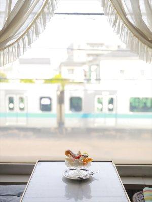 洋菓子・喫茶 アマンデン