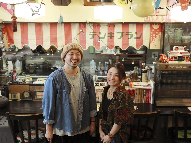 SHIWASU clubというバンド活動にも勤しむ加藤さん夫妻。