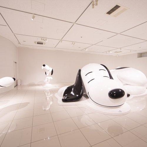 ゆっくり歩いてじっくり味わう。『スヌーピーミュージアム』でシアワセを考える