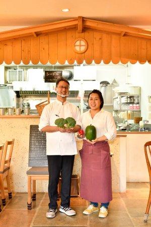 Cafe LaLaLa kitchen店主