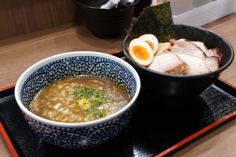 煮干しつけ麺 宮元(にぼしつけめん みやもと)