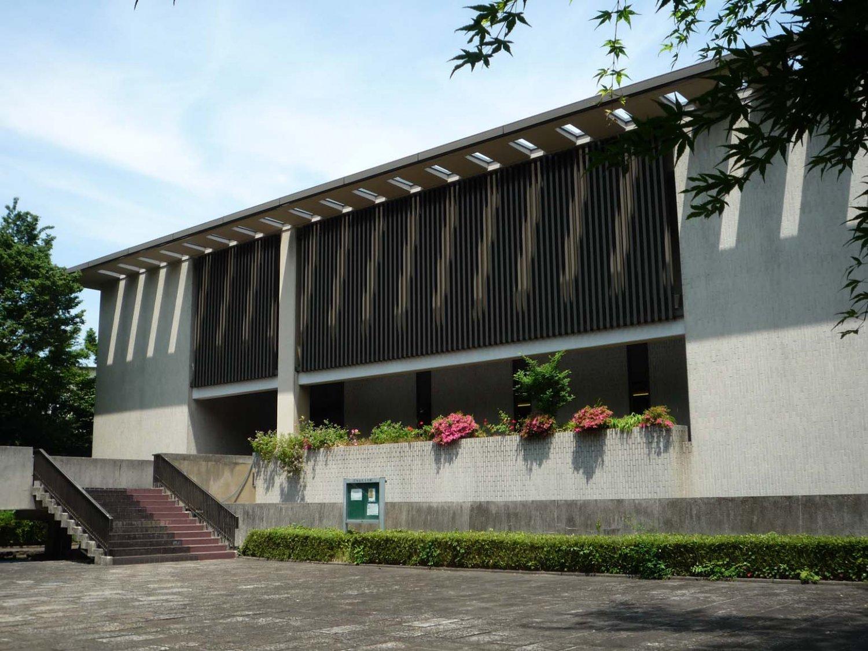 日本近代文学館(外観)-2