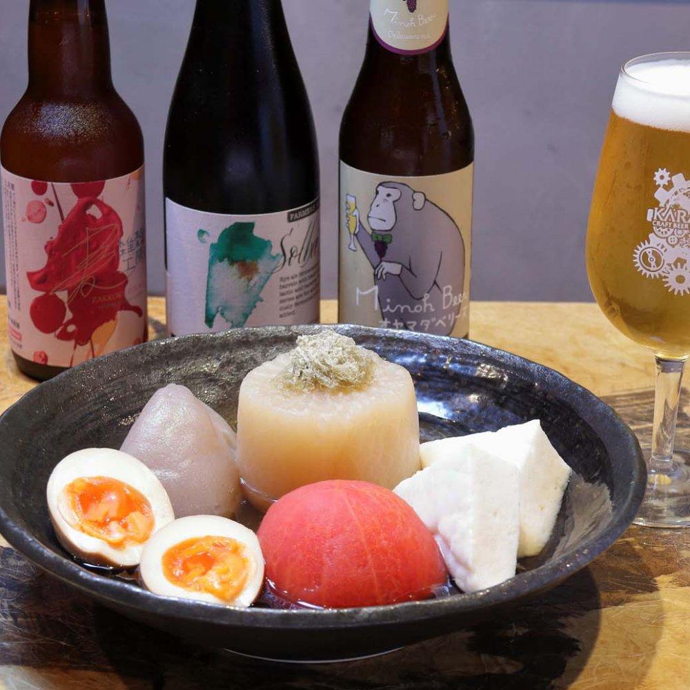 神田のおでんがうまい店5選。ビジネスマンから学生まで、多彩な客を迎える神田のおでんは千変万化