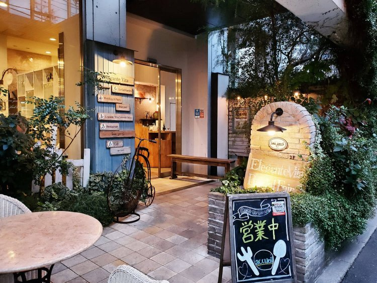 cafe accueil(カフェ アクイーユ)