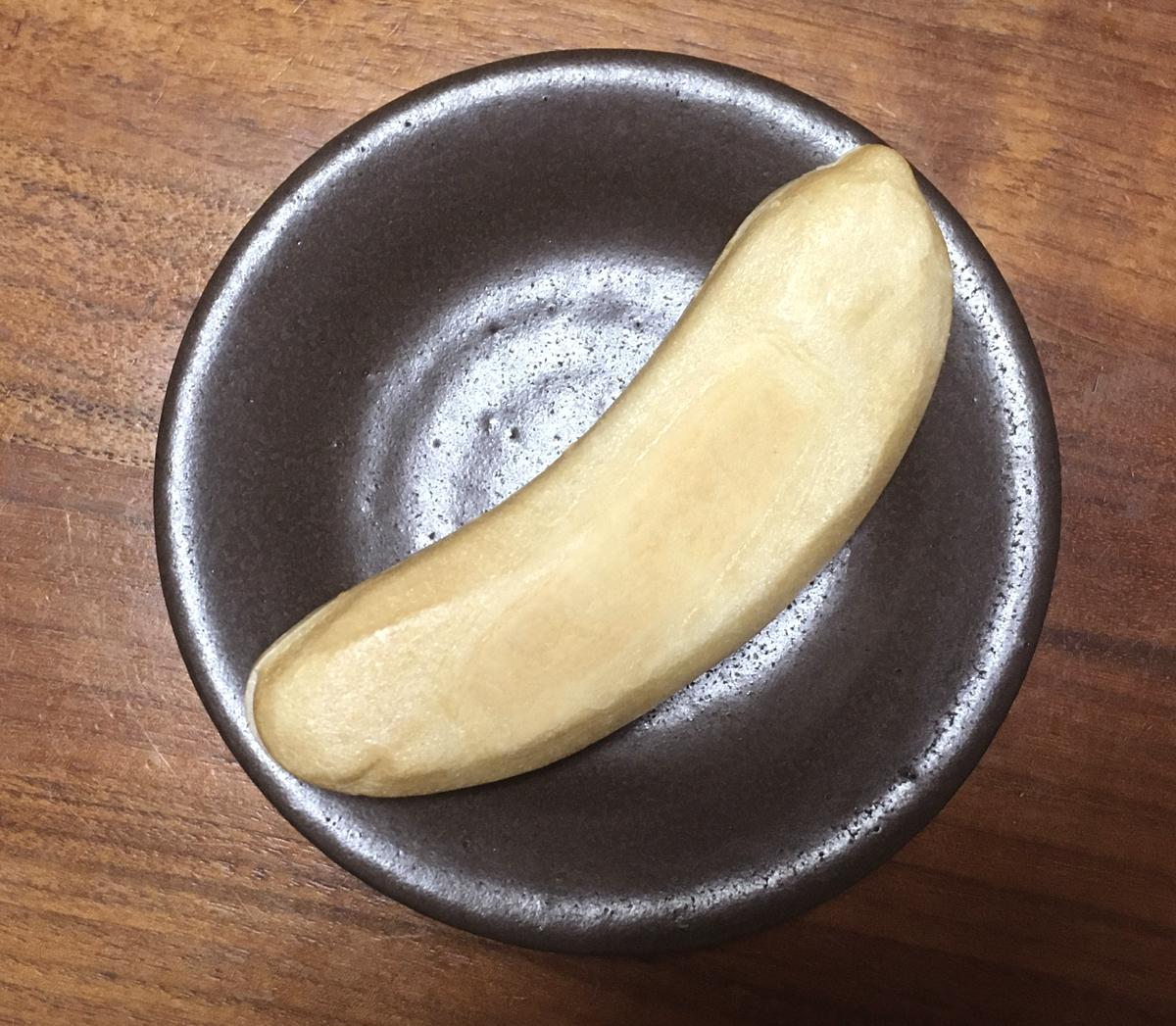 弘前のパナナ最中。(お菓子のヒロヤ/2020年)