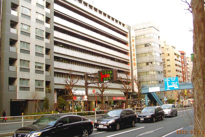 厚生年金会館01