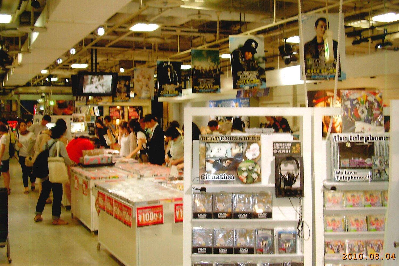 HMV渋谷店03