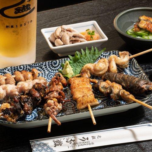 一度食べたら忘れられない、渋谷『元祖 うな鐡』のうなぎ串焼