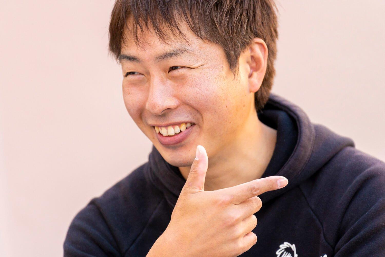 楽しそうに益子さんとの町田での思い出を語る福田さん。お二人はこれまで「ケンカらしいケンカはしたことがない」という。