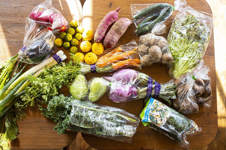 小金井産野菜を楽しむ方法