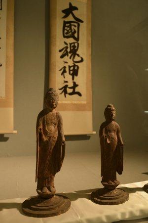 大國魂神社 仏像