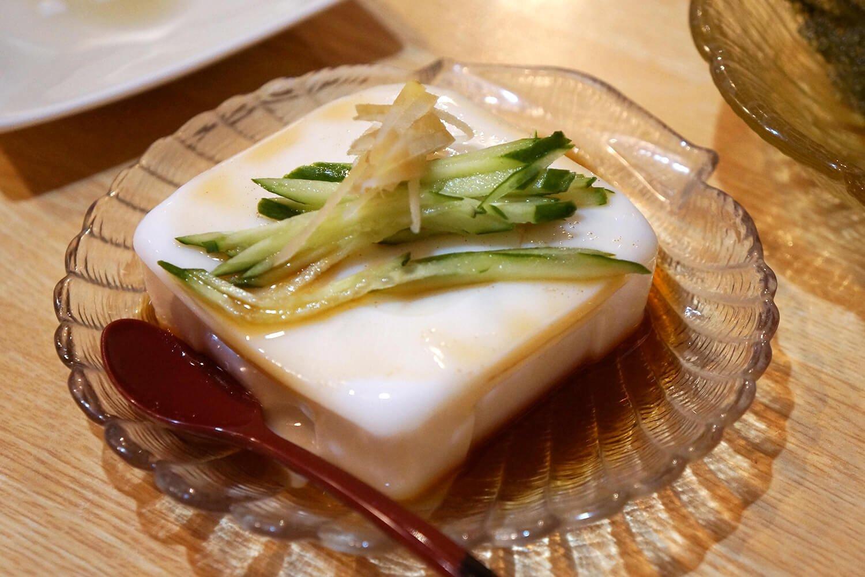 同じくジーマミー豆腐500円。