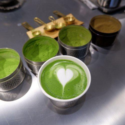 希少な国産オーガニック抹茶を東京から世界へ。こだわりの抹茶カフェ『THE MATCHA TOKYO 表参道』