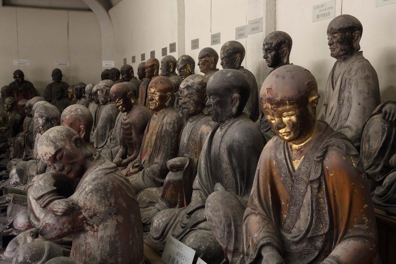 五百羅漢寺(ごひゃくらかんじ)