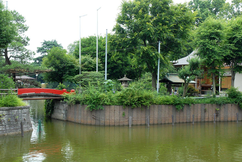 碑文谷公園(ひもんやこうえん)