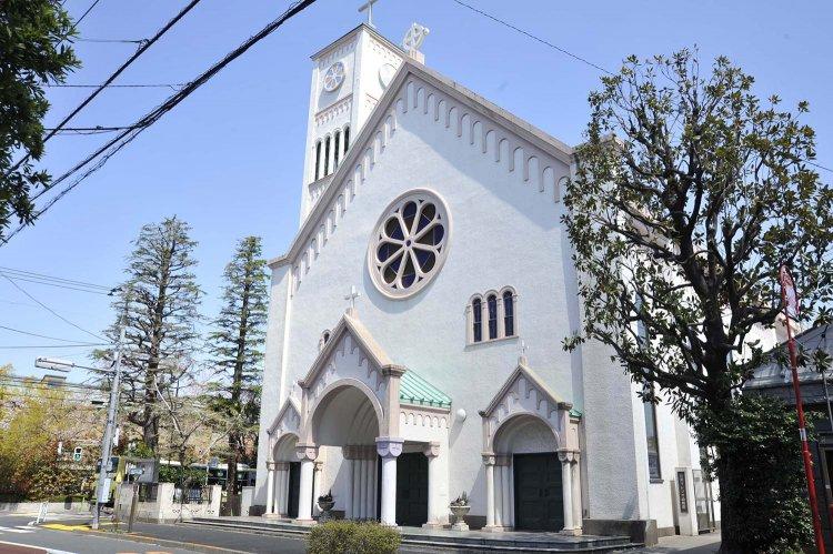 サレジオ教会(されじおきょうかい)
