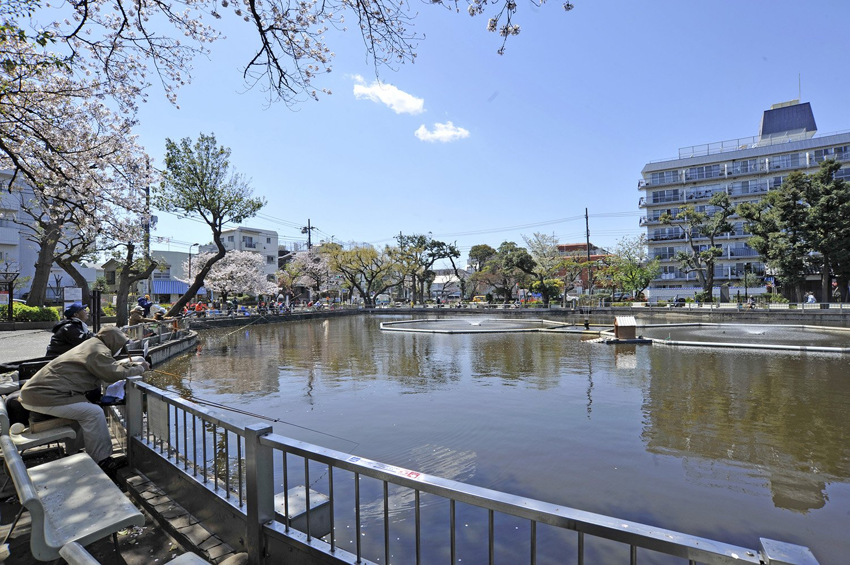 05_清水池公園