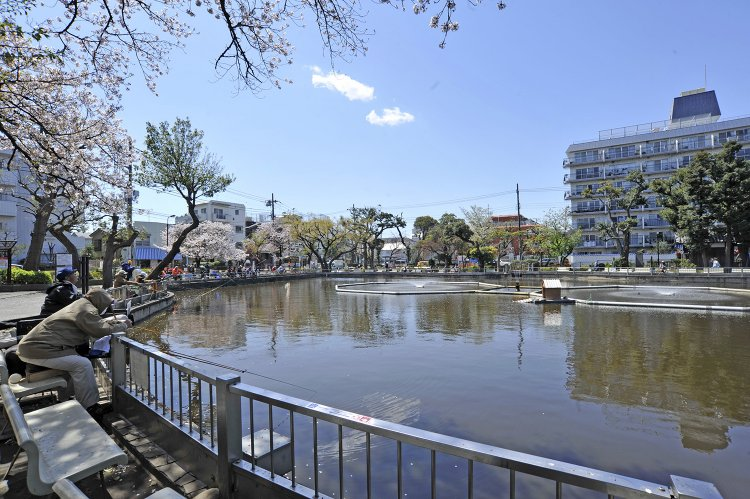 清水池公園(しみずいけこうえん)