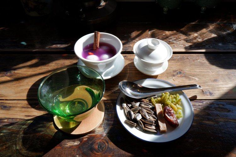 梅舎茶館(メイシャチャカン)