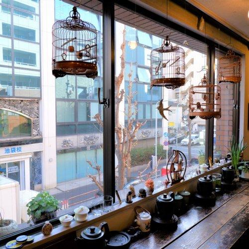 中国茶の奥深さを再発見! 東京・池袋『梅舎茶館(メイシャチャカン)』