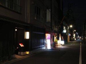 浅草夜の観音うら界隈2