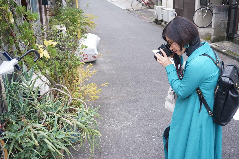 路上園芸学会・村田あやこさんインタビュー