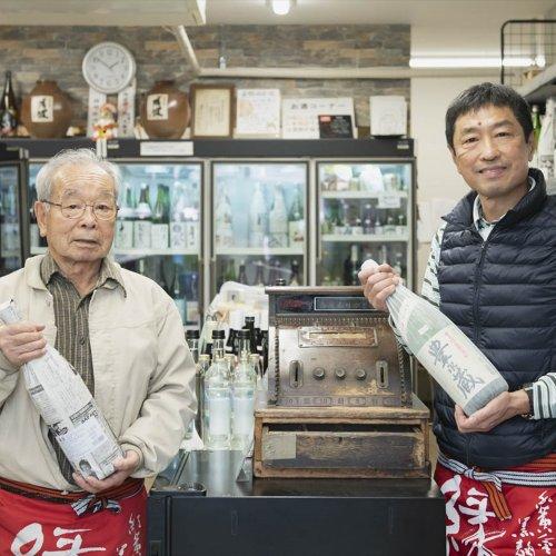 いま、会いに行きたい酒屋さん。小金井『かじや酒店』と三鷹『富士屋 天野酒店』