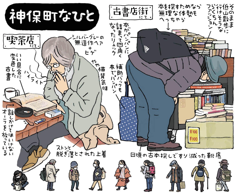 【この街、どんな街?~神保町編】本の街だけじゃない。喫茶、カレー、居酒屋、路地……もしかして東京で一番散歩が楽しい街かも?