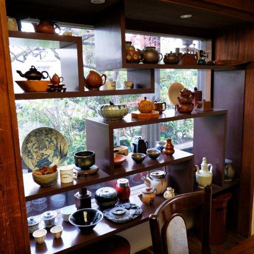 希少な中国茶が種類豊富! 東京・中目黒の名店『岩茶房(がんちゃぼう)』