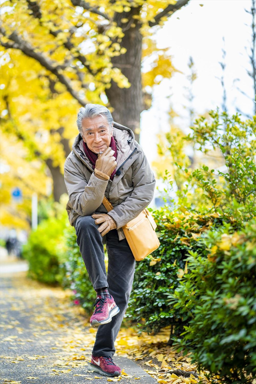 第一線で活躍を続ける散歩人!高田純次のさんぽ術