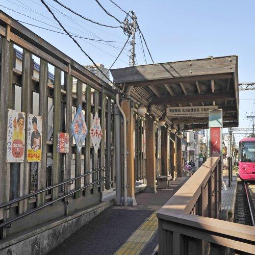 三ノ輪駅からはじめる町屋・王子さんぽ〜都電荒川線沿線の昭和レトロさんぽコース〜