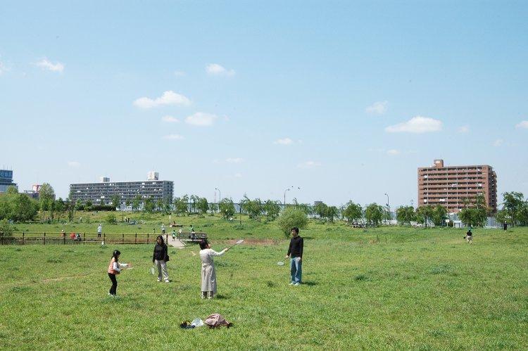 尾久の原公園(おぐのはらこうえん)