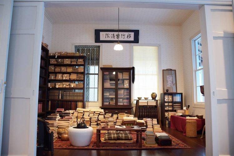 新宿区立漱石山房記念館(しんじゅくくりつそうせきさんぼうきねんかん)